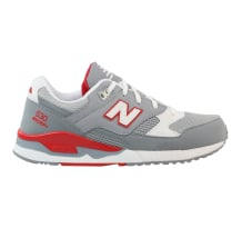 New Balance 530 Leather Textile Sneaker Grau Sneaker (M530CVB)