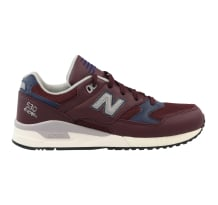 New Balance 530 Leather  Sneaker Weinrot Sneaker (M530LGC)