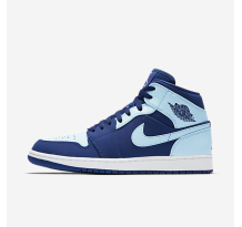 Nike Air Jordan 1 Mid Royal Sneaker (554724-400)