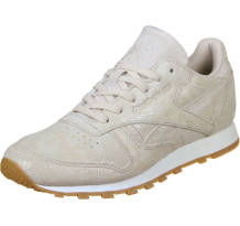 Reebok Cl Classic Leather Clean Exotics Sneaker (BS8227)
