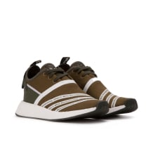 adidas Originals x Mountaineering White NMD R2 PK Sneaker (CG3649)