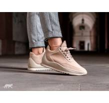 Filling Pieces Low Top Heel Cap Mono Sneaker (25322181854)