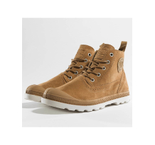 Palladium Pampa LDN LP Mid Sue Boots Brown Sugar/Cue Sneaker (74925J89)