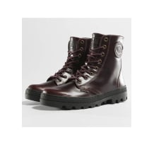 Palladium Frauen Boots Pallabosse Off Lea in Sneaker (74918J84)