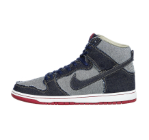 Nike Dunk High TRD QS Reese Denim Sneaker (881758-441)