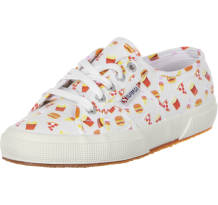Superga 2750 Tres Click W Fast Food Emoticon Sneaker (S00A2R0 905)