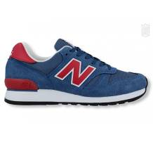 New Balance M 670 SBR - Made in England Sneaker (282261-60 5)