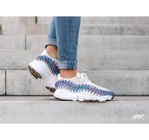 Nike wmns Air Footscape Woven Sneaker (917698-100)