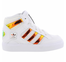 adidas Originals Hard Court Gold Iridescent Sneaker (DA8901)