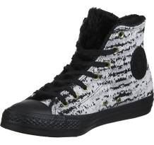 Converse All Star Winter Knit Fur Hi W Sneaker (553361C)