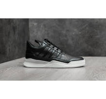 Filling Pieces Low Top Ghost Cane Black Sneaker (252223618610)
