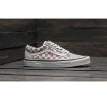 Vans Old Skool 36 DX (Anaheim Factory) Mauve/ Check Sneaker (8G2OAO)