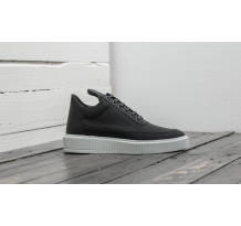 Filling Pieces W Low Top Dress Cup Black Sneaker (250217218610W)