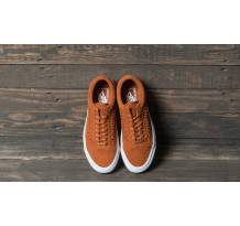 Vans Old Skool Weave DX (Suede) Glazed Ginger Sneaker (8G98T7)