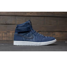 NIKE JORDAN Air  1 High Strap Midnight Navy/ Midnight Navy Sneaker (342132400)