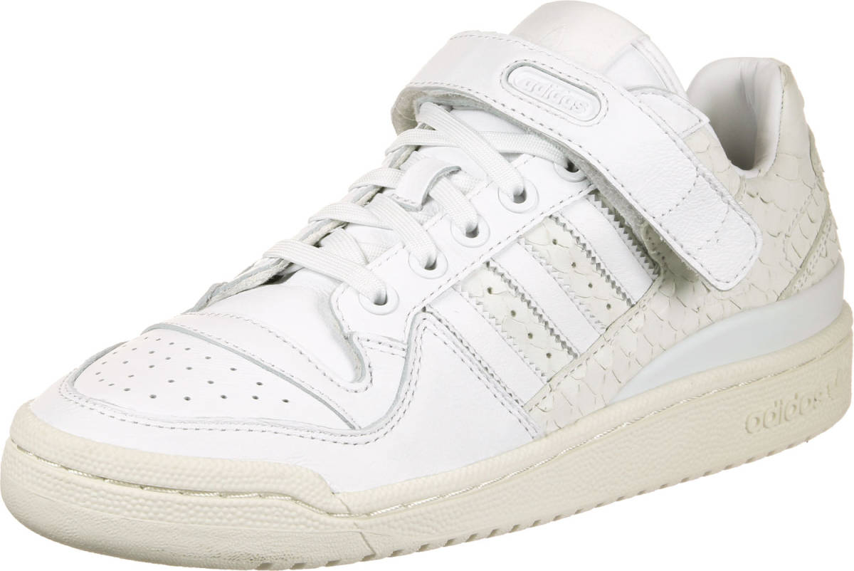 af901d2957f adidas Originals Forum Lo W in weiss - CQ2681