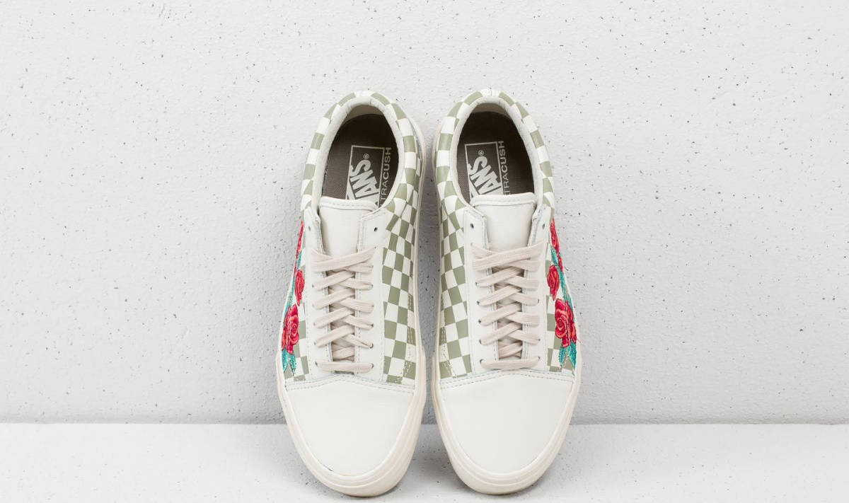961b6364a20 Vans Old Skool Dx Rose Embroidery Vn0a38g3qf9