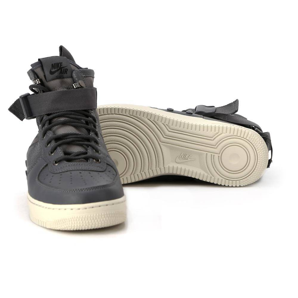 best authentic dc885 02f24 Nike SF Air Force 1 Mid in grau - 917753-004 | everysize