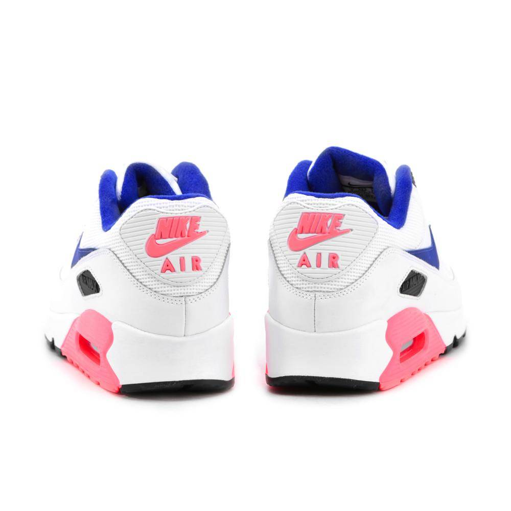 billig Nike Air Max 90 Essential in weiss 537384 136