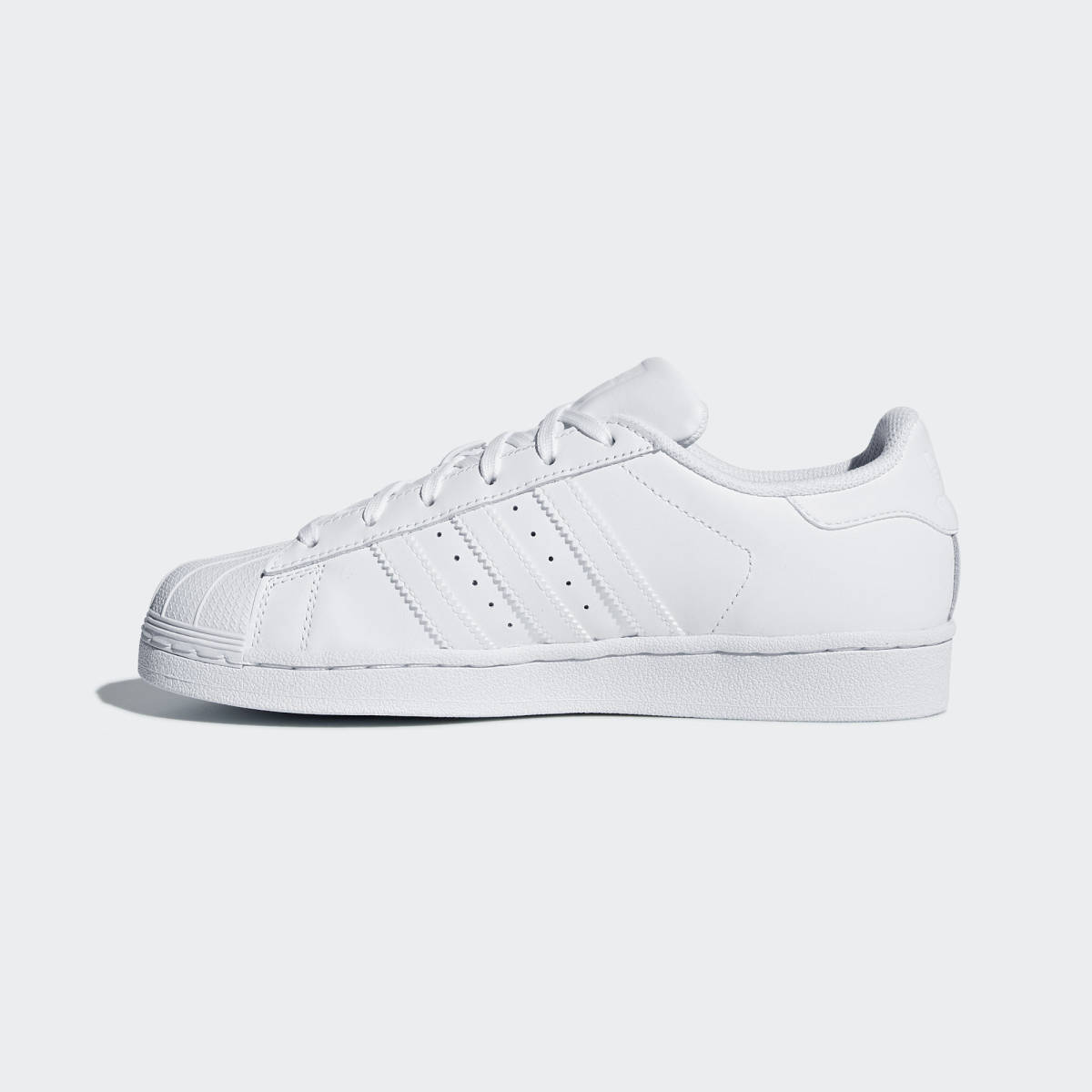 online retailer 022b4 a1951 adidas Originals Superstar Foundation J | everysize.com