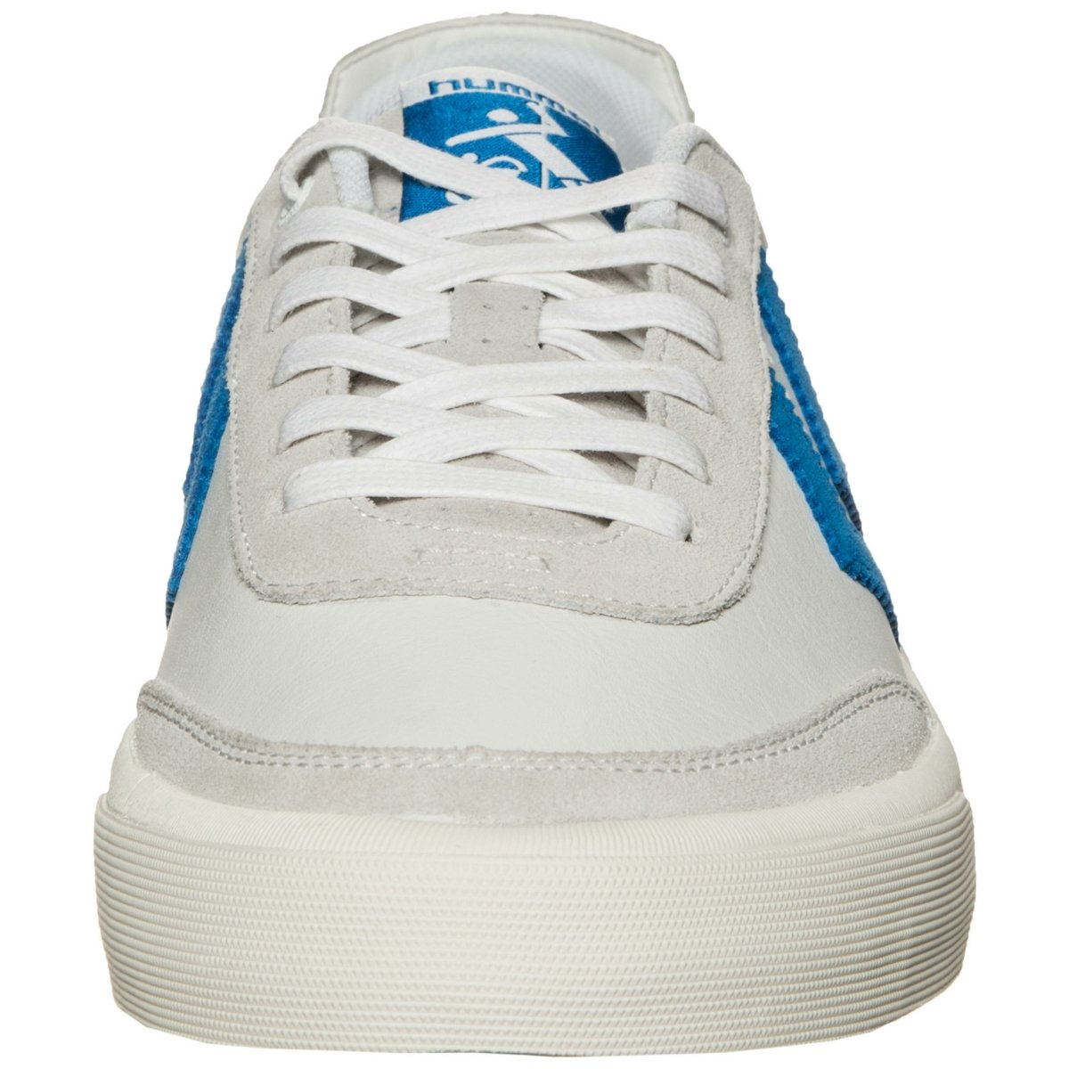7393 Hummel Low Stockholm 64431 Everysize In Weiss wrXxrUzqn4