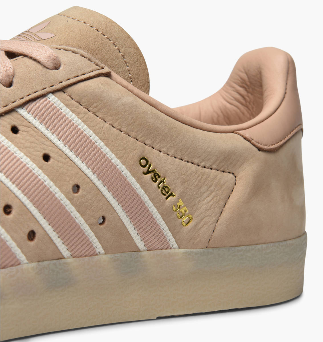 043bd5751 adidas Originals x Oyster 350 in pink - DB1976