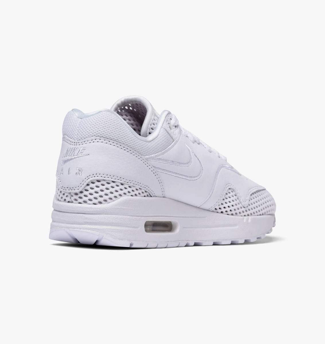 first rate 88d16 40a6c Nike WMNS Air Max 1 SI in weiss - AO2366-100   everysize