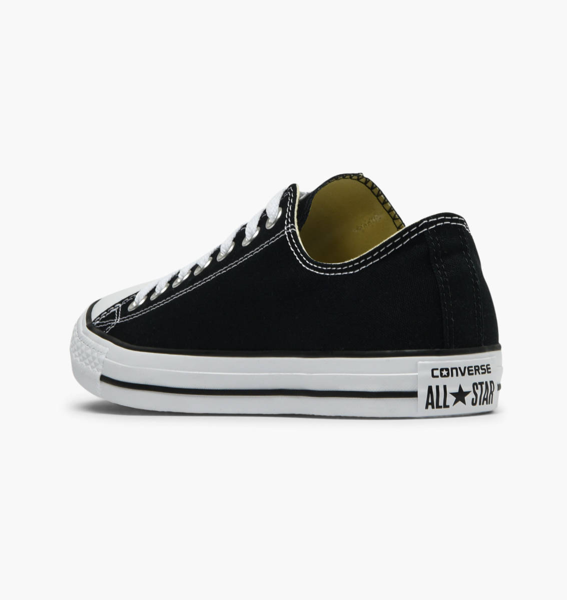 Converse Chuck Taylor All Star Ox in schwarz M9166C | everysize