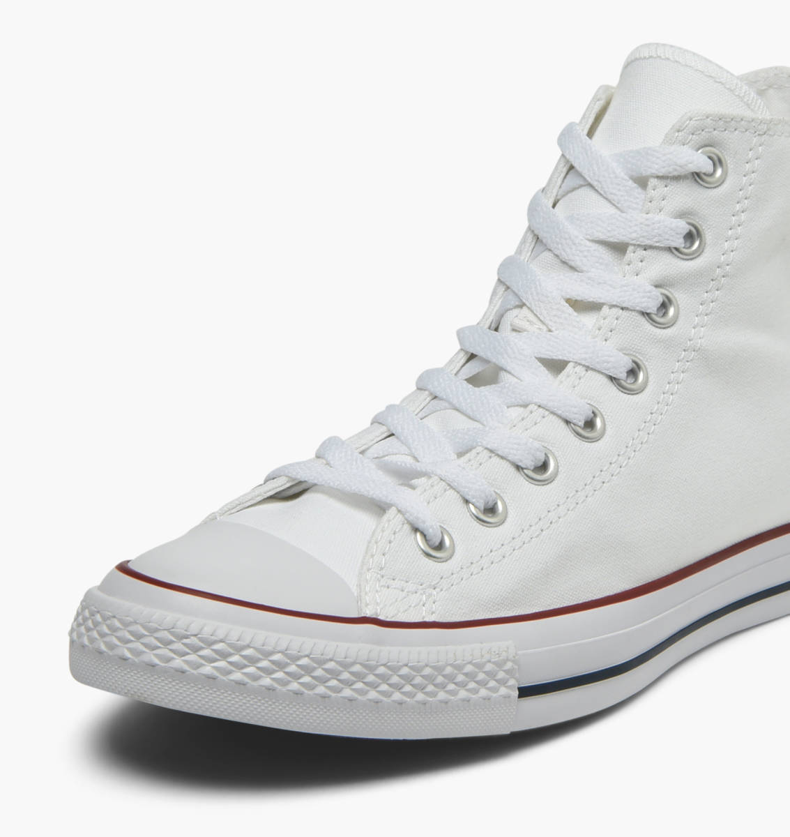 Converse Chuck Taylor All Star Hi in weiss M7650C | everysize