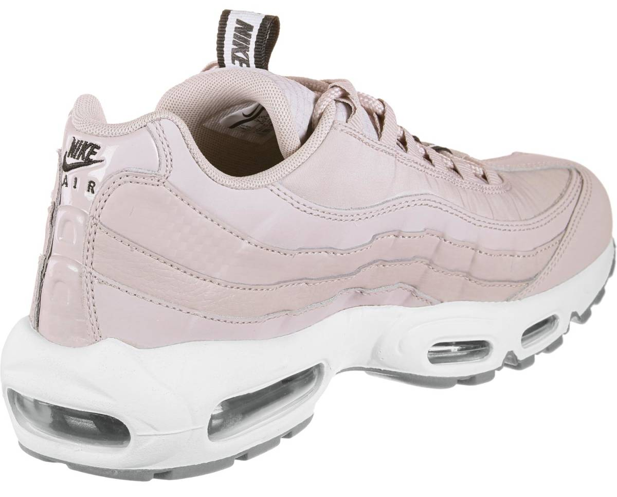 huge selection of ac45e 18e89 Nike Air Max 95 SE in pink - AQ4129-600   everysize