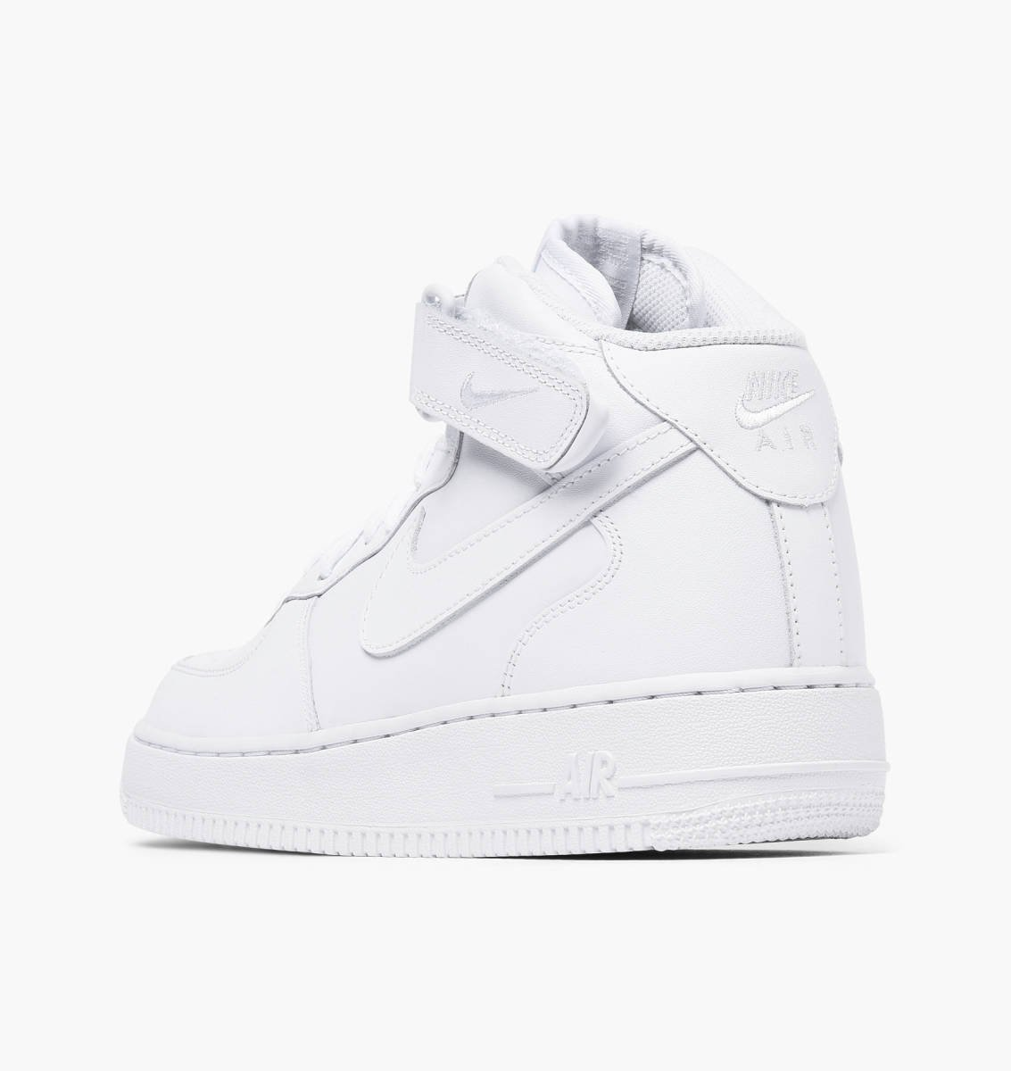 reputable site fe962 b5893 Nike Air Force 1 Mid 07 in weiss - 315123-111   everysize
