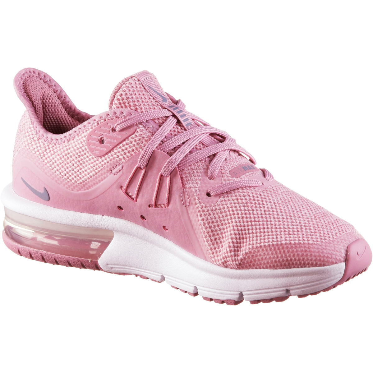 fe4584562c Nike Air Max Sequent 3 GS in pink - 922885-601   everysize