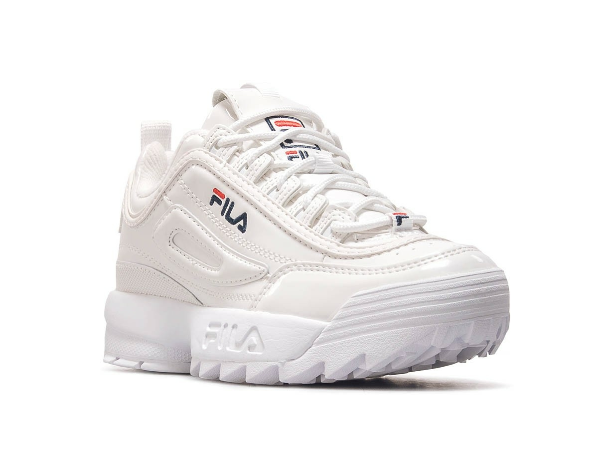 dc0d4f67 FILA Heritage Disruptor M in weiss - 1010441.1FG-WHITE | everysize