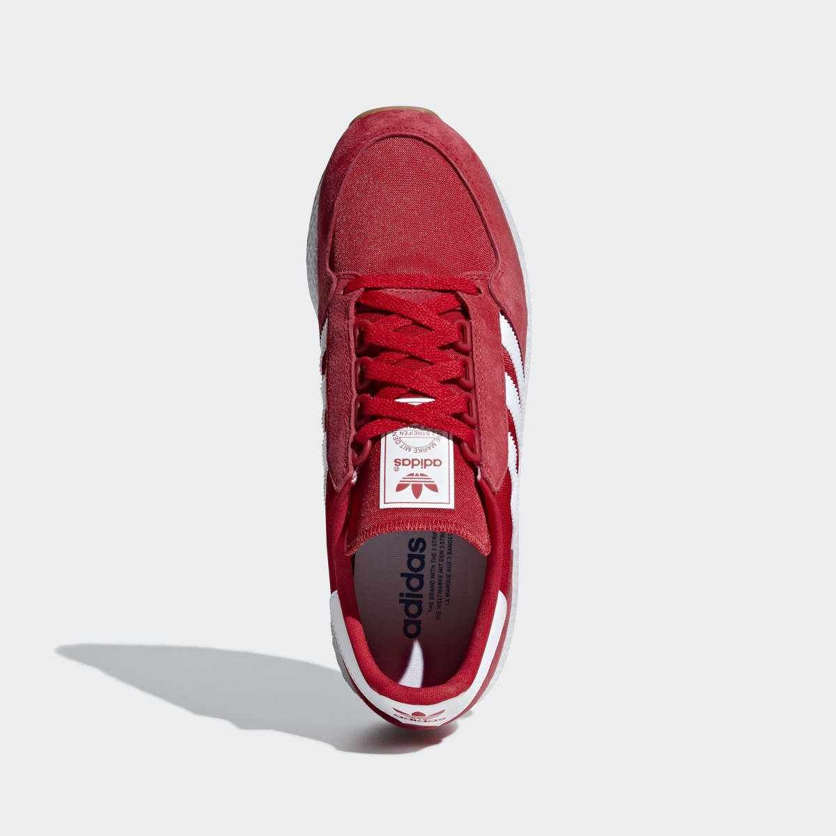 forest grove adidas rot