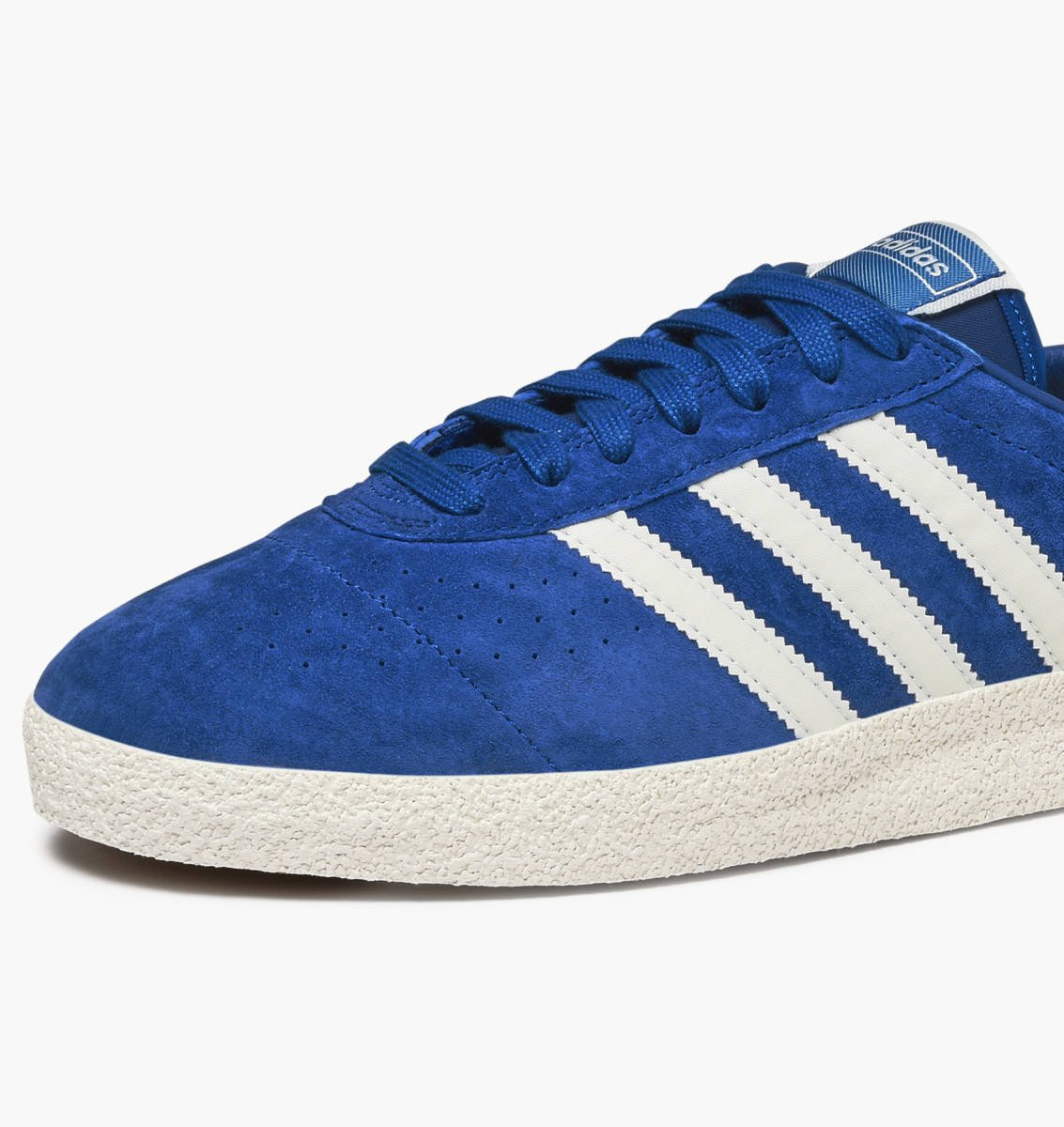adidas Originals Munchen Super SPZL in blau - B41812 | everysize