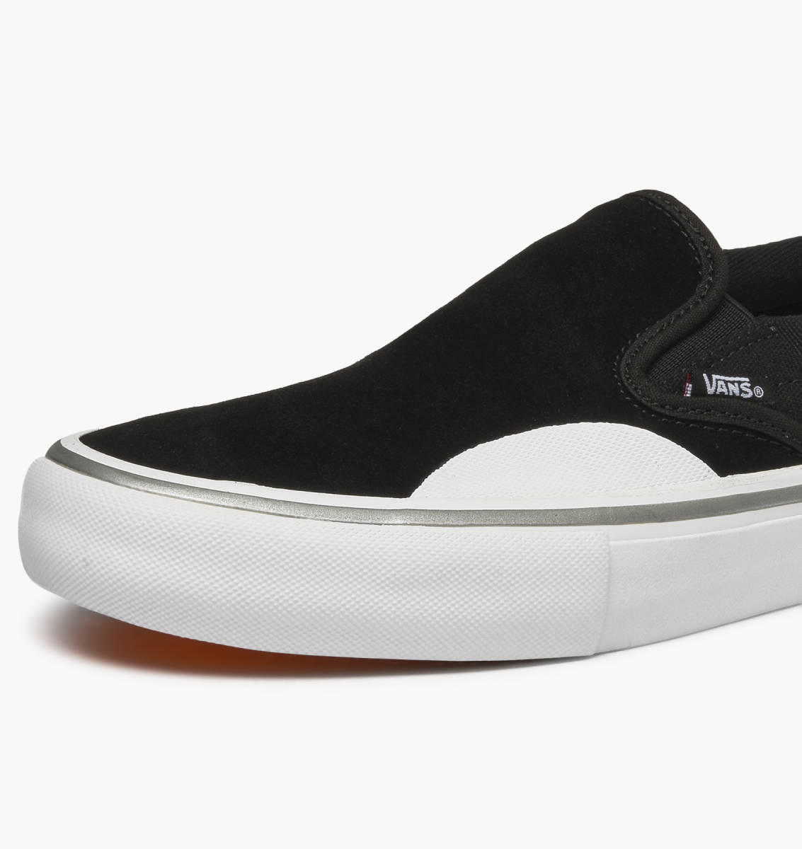 Vans x Independent Slip On Pro in schwarz - V0097MU2B | everysize