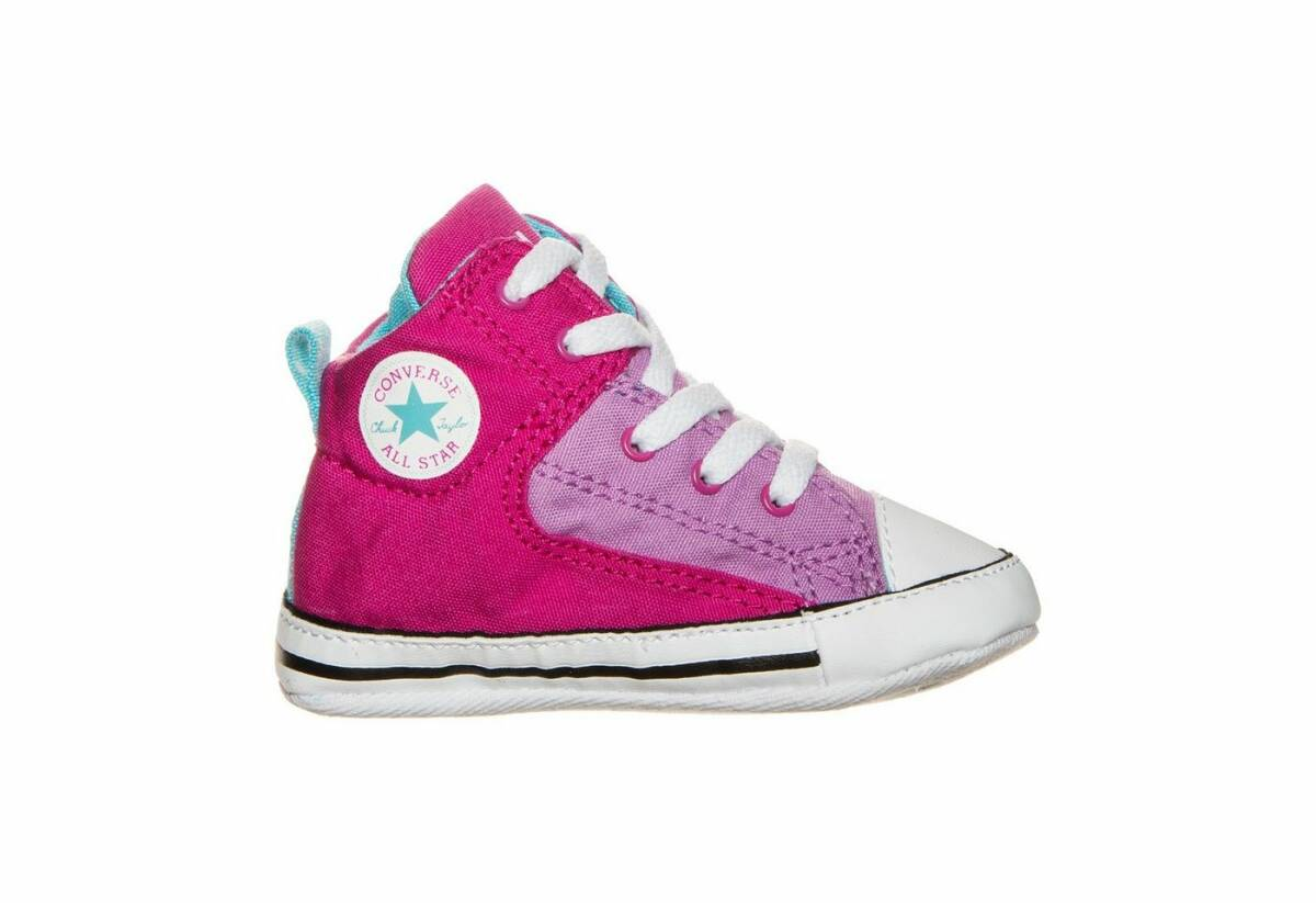 3bbcf8f84c8a Converse Chuck Taylor First Star High Street in pink - 856124C ...