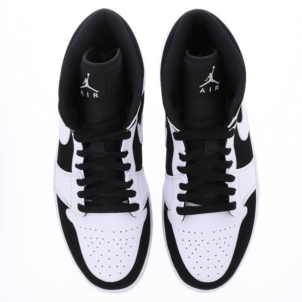 new arrival 81477 8a266 NIKE JORDAN Air 1 Mid in weiss - 554724-113   everysize