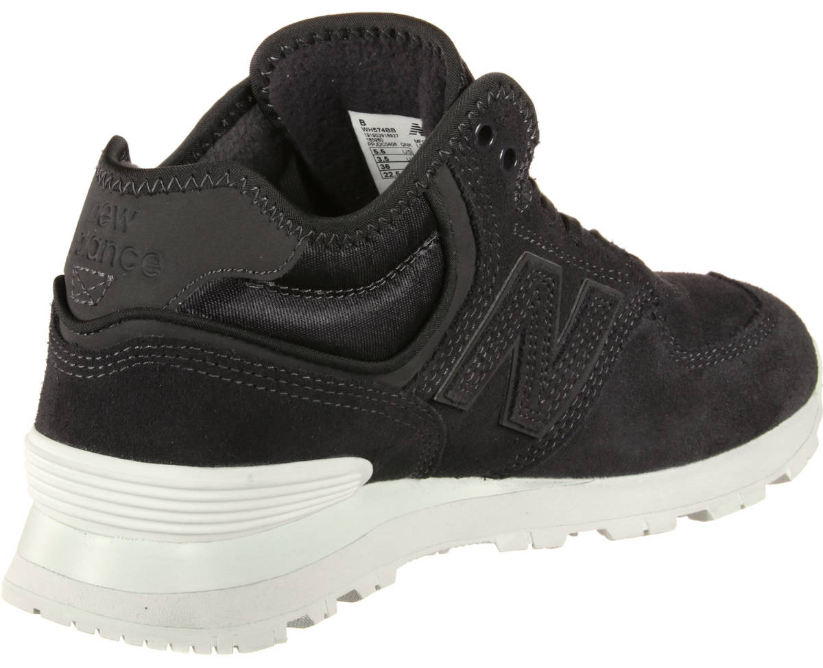 purchase cheap 8d952 3d414 New Balance Wh574 in schwarz - 678011-50 8 | everysize