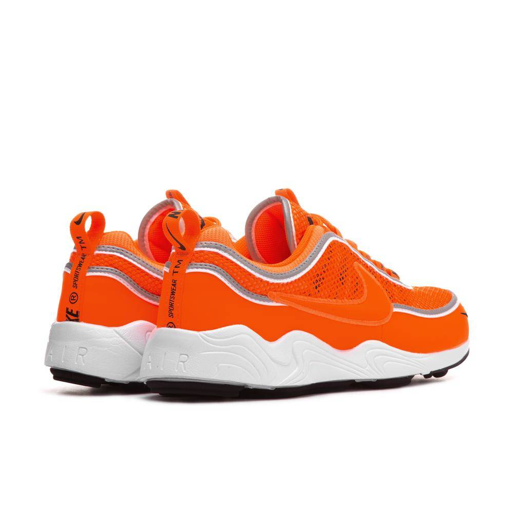 nike air zoom spiridon 16 orange and red