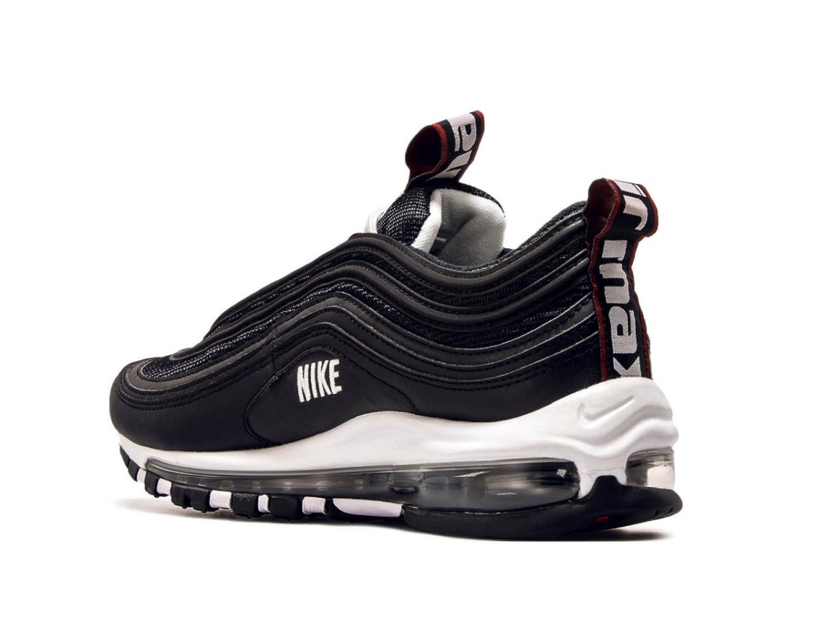 Nike Air Max 97 Premium in schwarz 312834 008 | everysize