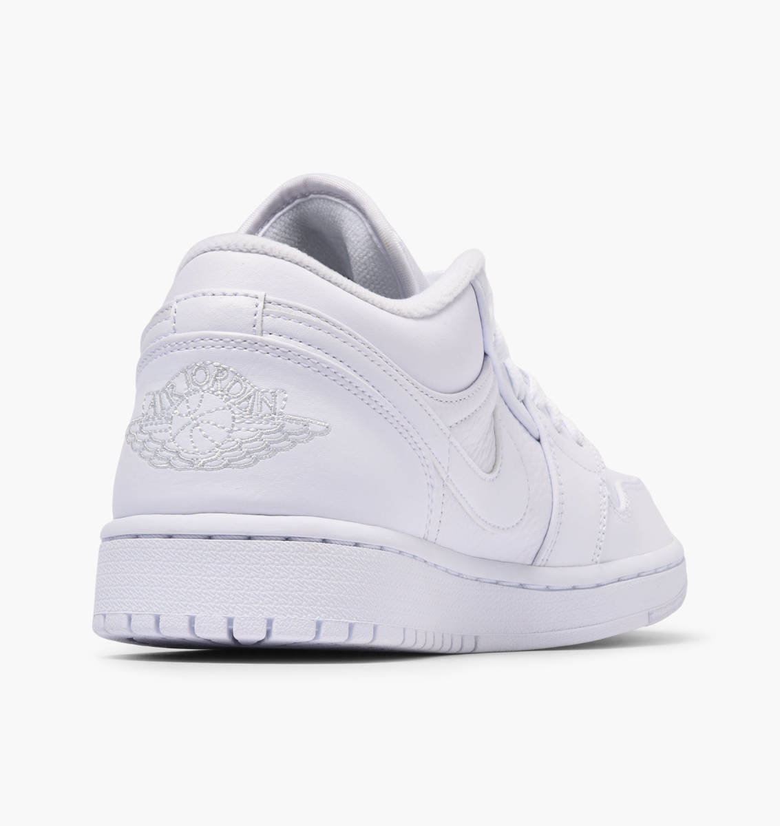 the best attitude 706f9 394b3 NIKE JORDAN Air 1 Low in weiss - 553558-111   everysize