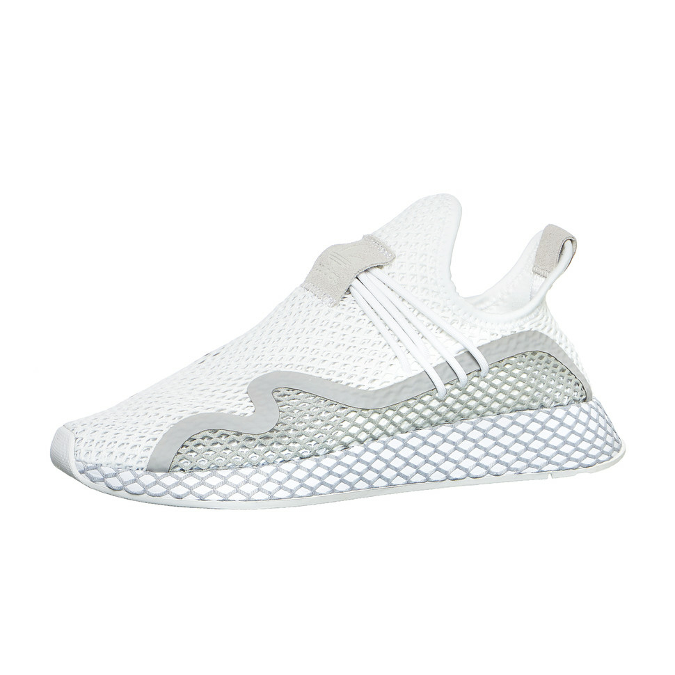 adidas Originals Deerupt S in weiss - DB2684 | everysize