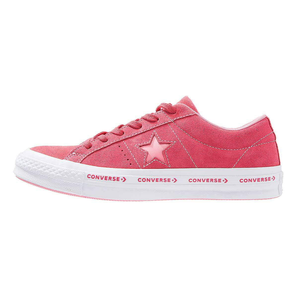 Converse One Star Ox in pink 159815C   everysize