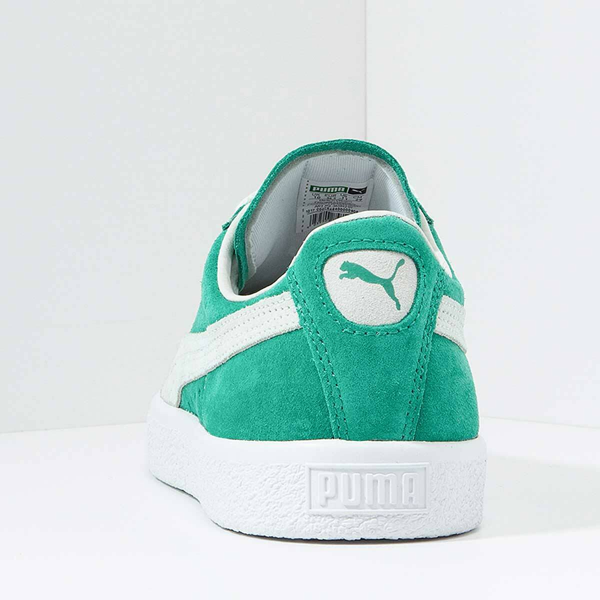 super popular 2481e 6c455 Puma suede 90681 in grün - 365942 01 | everysize
