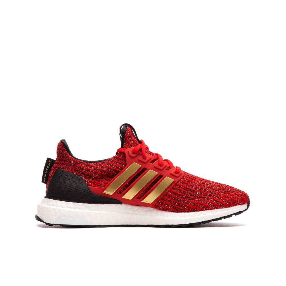 adidas Originals x UltraBOOST Game W Of Thrones Lannister in rot EE3710 | everysize