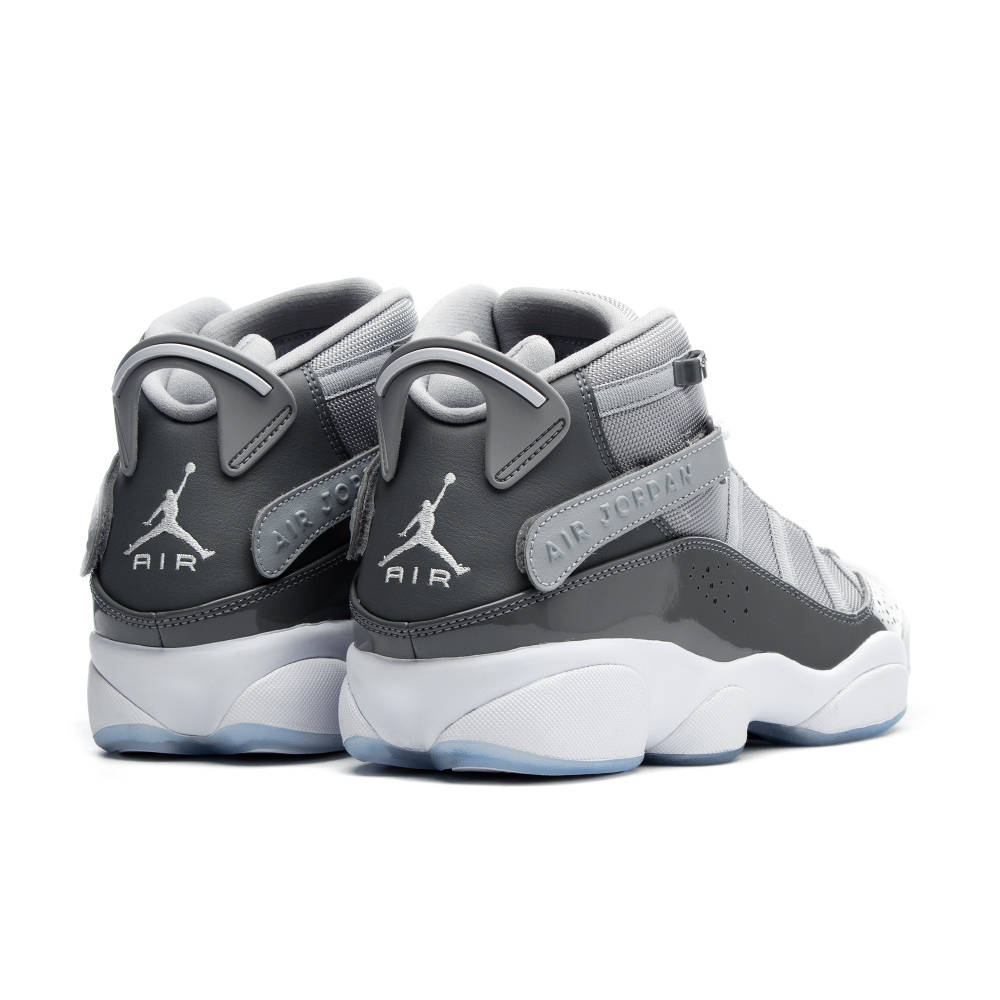 Nike Grau 015Everysize White Rings 322992 6 Grey Jordan In KTF3uc5l1J