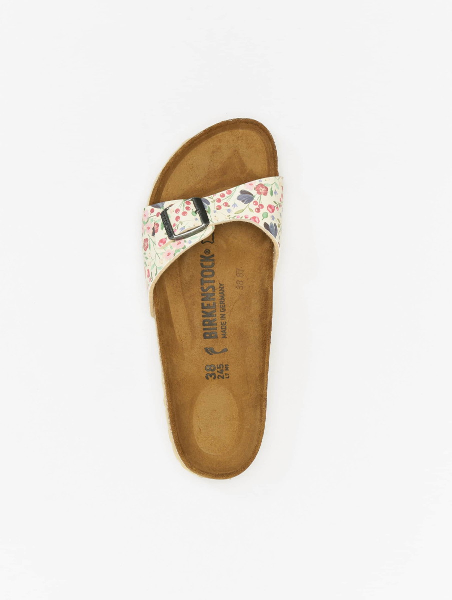 check out 3473f 6ce39 Birkenstock Madrid BFDD in bunt - 1012775 | everysize