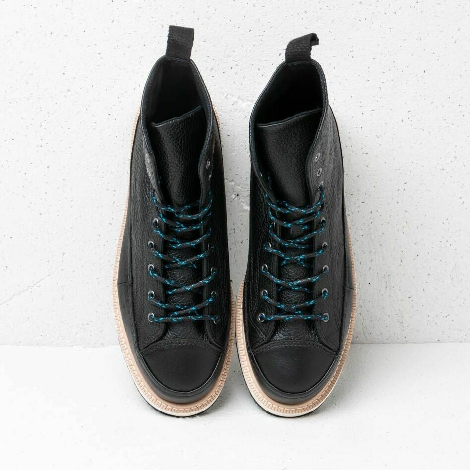 Converse Chuck Taylor Crafted Boot High in schwarz 162355C | everysize