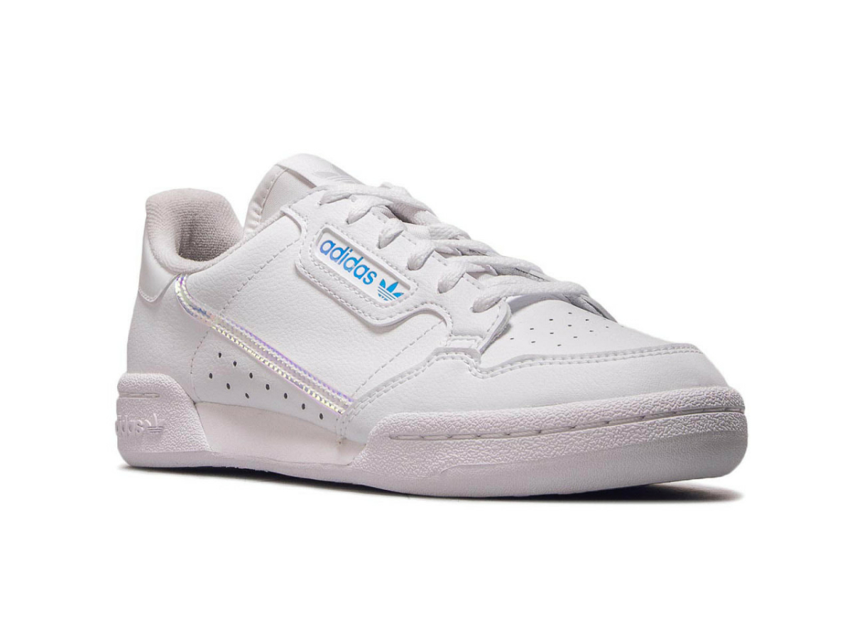 adidas Originals Continental 80 J in weiss - EE6471 | everysize